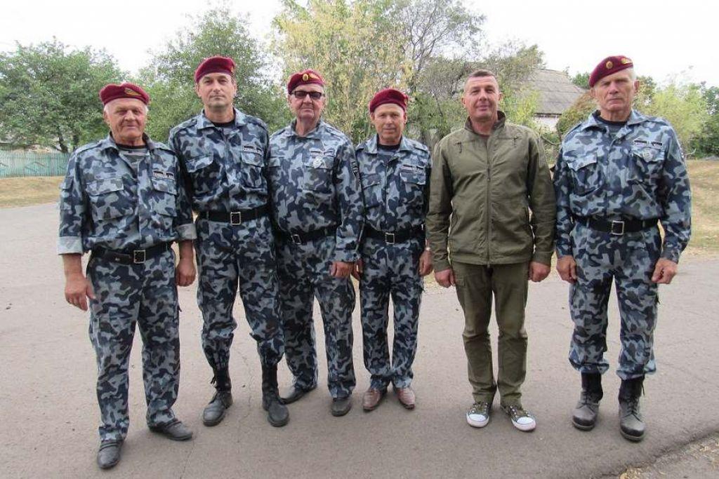 ГФ Муніципальна міліція, Семенівка