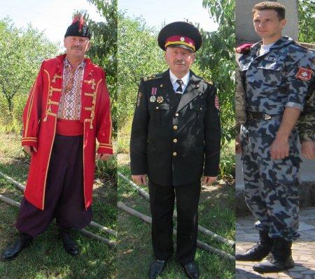 Форма омельницьких козаків