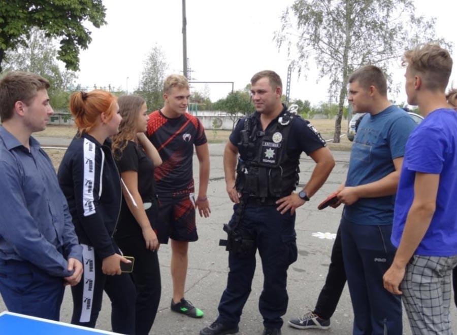 Програма наставництва з дітьми та підлітками у Богданівській ТГ